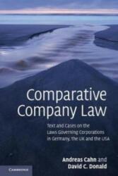 Comparative Company Law (2007)