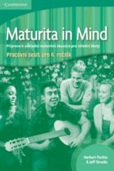 Maturita in Mind Level 4 Workbook Czech edition - Herbert Puchta, Jeff Stranks, Peter Lewis-Jones (2012)