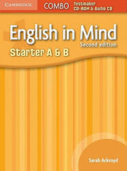 English in Mind Starter A and B Combo Testmaker CD-ROM and Audio CD (2012)