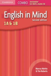 English in Mind Levels 1A and 1B Combo Testmaker CD-ROM and Audio CD - Alison Greenwood (2012)