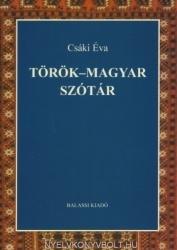 Török-magyar szótár (ISBN: 9789635068869)