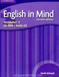 English in Mind 2nd Edition 3 Testmaker CD-Rom / Audio CD (2012)