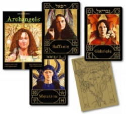 Archangels Oracle Cards - Adriano Buldrini (2012)