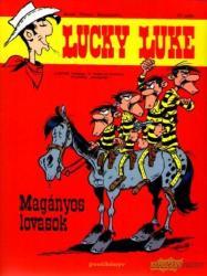 Lucky Luke 17. - Magányos lovasok (2012)