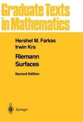 Riemann Surfaces (1992)