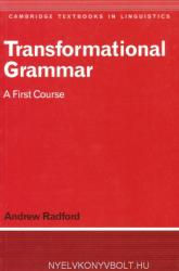 Transformational Grammar (2005)