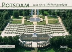 Potsdam aus der Luft fotografiert (2012)