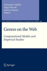 Genres on the Web - Computational Models and Empirical Studies (2012)