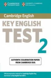 KET Practice Tests - Cambridge ESOL (2007)