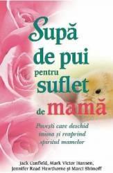 Supă de pui pentru suflet de mamă. Poveşti care deschid inima şi reaprind spiritul mamelor (ISBN: 9786068080994)