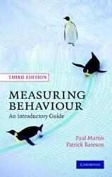 Measuring Behaviour - An Introductory Guide (2008)