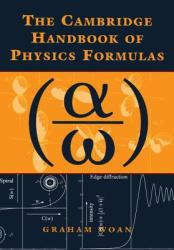 The Cambridge Handbook of Physics Formulas (2008)