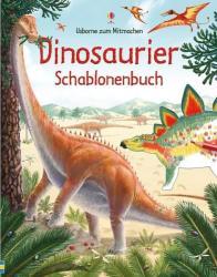 Dinosaurier Schablonenbuch (2012)