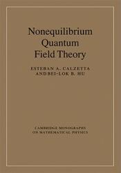 Nonequilibrium Quantum Field Theory (2007)