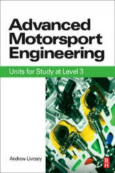 Advanced Motorsport Engineering - Andrew Livesey (2012)