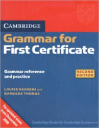 Cambridge Grammar for First Certificate Book without answers (2001)