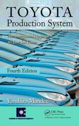 Toyota Production System - Yasuhiro Monden (2011)