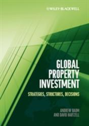 Global Property Investment - Andrew Baum (2011)