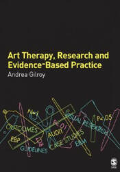 Art Therapy, Research and Evidence-based Practice - Andrea Gilroy (2006)