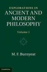 Explorations in Ancient and Modern Philosophy: Volume 1 (2007)