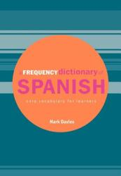 A Frequency Dictionary of Spanish (2005)
