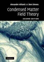 Condensed Matter Field Theory - Alexander Altland (2003)