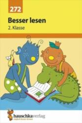 Besser lesen 2. Klasse - Andrea Guckel, Mascha Greune (2012)
