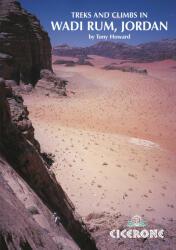 Treks and Climbs in Wadi Rum, Jordan - Howard (1997)