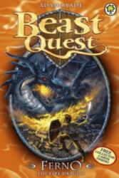 Beast Quest: Ferno the Fire Dragon - Adam Blade (2007)