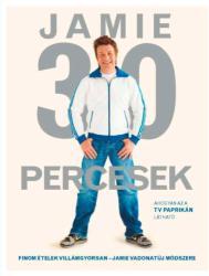 Jamie 30 percesek (ISBN: 9789633550199)