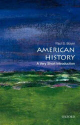 American History - A Very Short Introduction (2012)