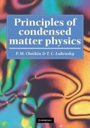 Principles of Condensed Matter Physics - Paul M. Chaikin, T. C. Lubensky (2009)