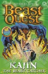 Beast Quest: Kajin the Beast Catcher - Adam Blade (2013)