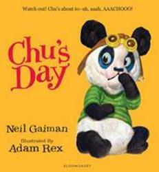 Chu's Day - Neil Gaiman, Adam Rex (2013)