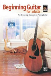 BEGINNING GUITAR FOR ADULTS BOOK & CD (1999)
