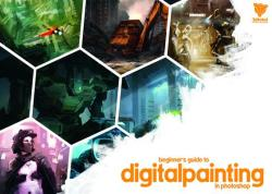 Beginner's Guide to Digital Painting in Photoshop (2011)