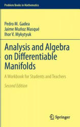 Analysis and Algebra on Differentiable Manifolds: A Workbook for Students and Teachers (2012)