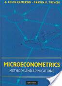 Microeconometrics - Methods and Applications (2007)