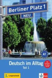 Lehr- und Arbeitsbuch, m. 1 Audio-CD zum Arbeitsbuchteil. Tl. 1 - Christiane Lemcke, Theo Scherling, Lutz Rohrmann, Susan Kaufmann, Margret Rodi (2009)