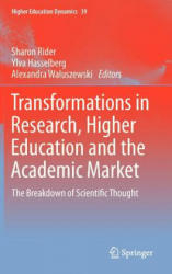 Transformations in Research, Higher Education and the Academic Market (2012)