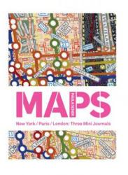 Paula Scher Maps - Paula Scher (2013)