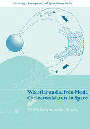 Whistler and Alfven Mode Cyclotron Masers in Space (2011)