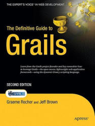 Definitive Guide to Grails (2009)