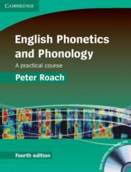 English Phonetics and Phonology Hardback with Audio CDs - Peter Roach (2003)