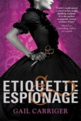 Etiquette and Espionage (2013)