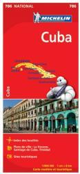 CUBA MAP NO 0786 2013 (2013)