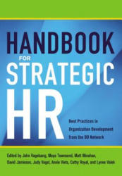 Handbook for Strategic HR - Best Practices in Organization Development from the OD Network (2012)