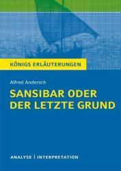 Sansibar oder der letzte Grund von Alfred Andersch. (2013)