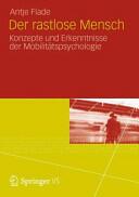Rastlose Mensch (2013)
