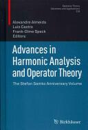 Advances in Harmonic Analysis and Operator Theory: The Stefan Samko Anniversary Volume - The Stefan Samko Anniversary Volume (2013)
